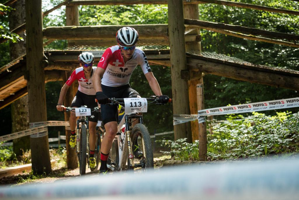 113, Burki, Nick, Bike Team Solothurn, Biketeam Solothurn, SUI 123, Spescha, Ursin, Bike Team Solothurn, VC Surselva, SUI