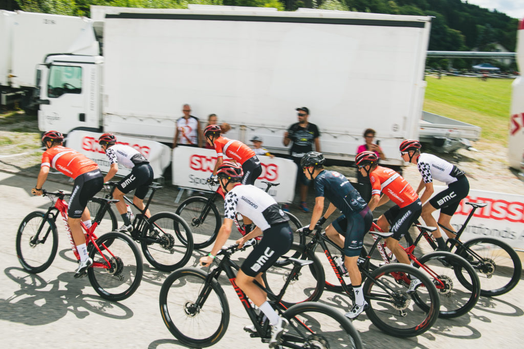 2105, Spescha, Ursin, Thömus - RN, VC Surselva, SUI 2101, Roth, Joel, Bike Team Solothurn, RC Gränichen, SUI 2102, Balmer, Alexandre, Thömus - RN, , SUI