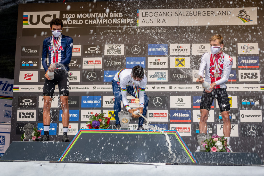 3, Blevins, Christopher, Specialized Racing, , USA 16, Pidcock, Thomas, , , GBR 5, Roth, Joel, Bike Team Solothurn, RC Gränichen, SUI