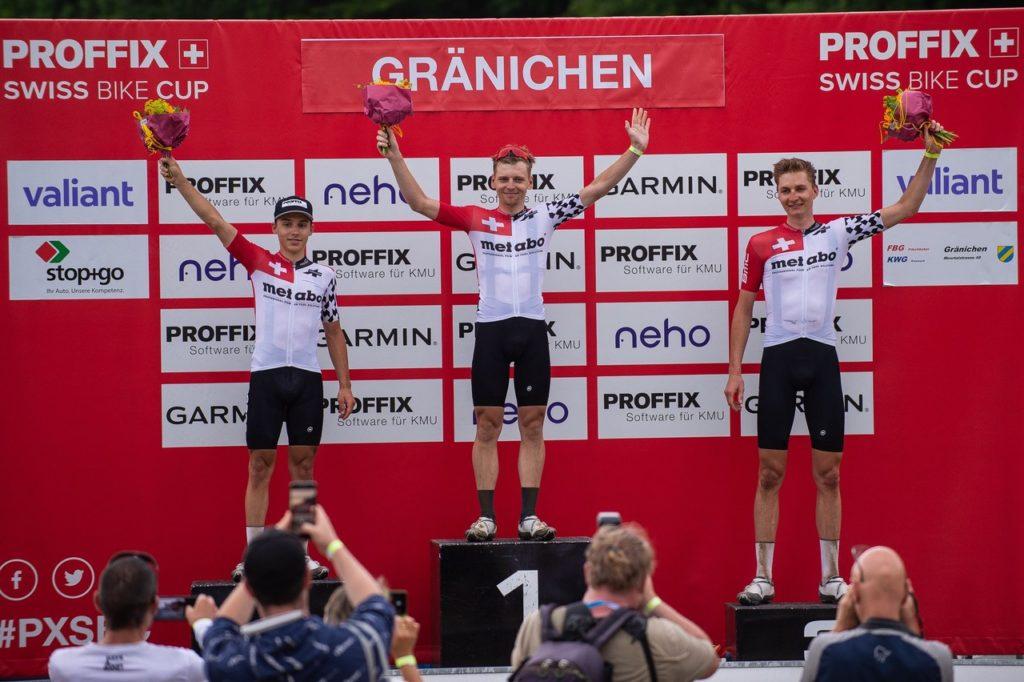 podium gränichen
